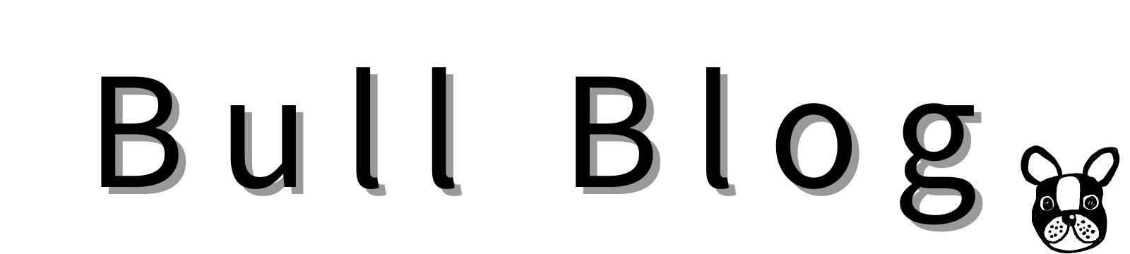 Bull Blog